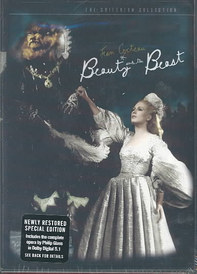 BEAUTY AND THE BEAST (LA BELLE ET LA BY COCTEAU,JEAN (DVD)