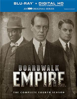 BOARDWALK EMPIRE:COMPLETE FOURTH SEAS BY BOARDWALK EMPIRE (Blu-Ray)