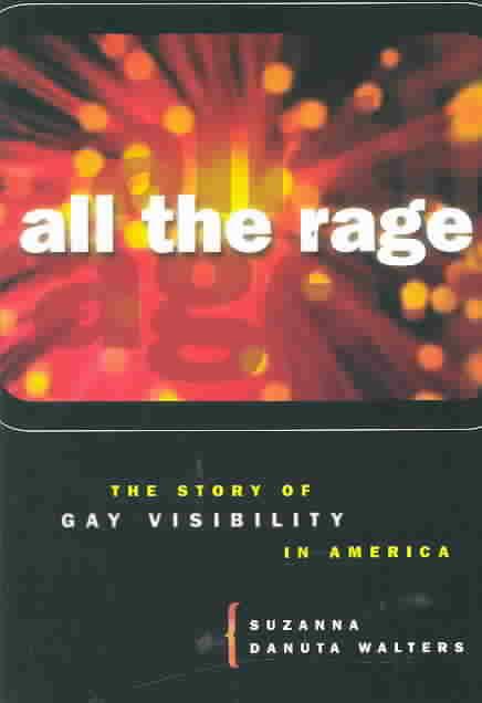 All the Rage By Walters, Suzanna Danuta